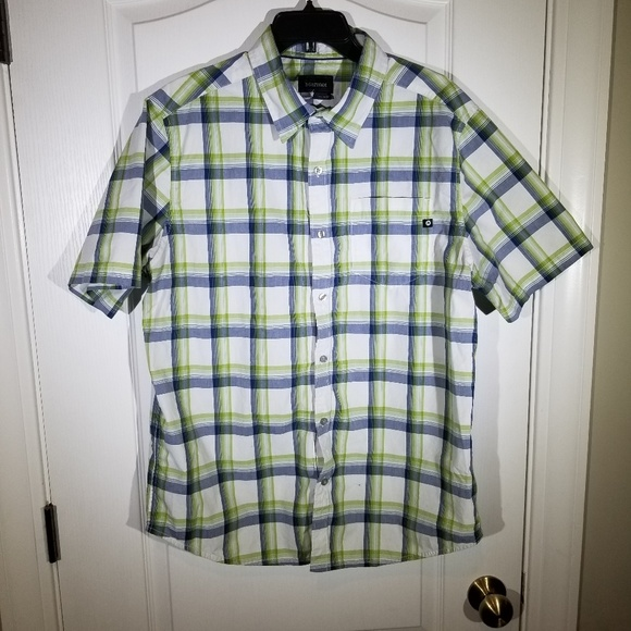 Marmot Other - MARMOT MENS BUTTON DOWN SIZE LARGE